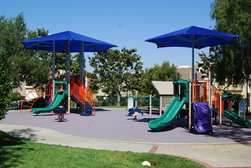 Corona Ranch Terrace – Playground Improvements