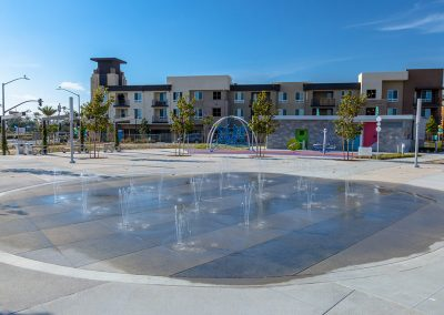 Millenia Stylus Park Splash Pad